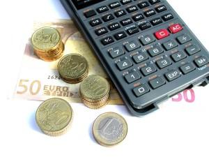 Taschenrechner Geld rechnen (bearbeitet, bitte nehmen)